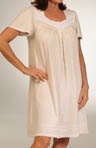 Early Sunrise Cap Sleeve Gown