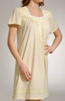 Hello Sunshine Cap Sleeve Ballet Gown