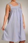 Prim & Proper Plus Size Sleeveless Gown