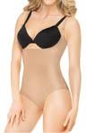 Silhouette Serums Open Bust Bodysuit