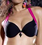 Atlantis Swimwear Amy Halterneck Bikini Swim Top