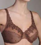 Lace Desire Minimizer Underwire Bra