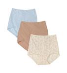 Cool Cotton Skimp Skamp Brief Panty 3 Pack