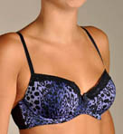 Slinky Knit Lightly Lined Demi Bra