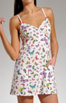 Fly Girl Stretch Cotton Slip Chemise