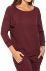 Fleece Relaxed Pullover Top