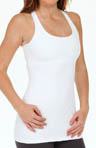 Quilted Long Racerback Camisole