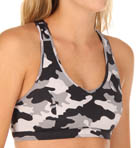 Dim Your Headlights Determined Lady Sports Bra
