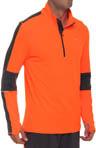 Nightlife Essential Longsleeve 1/2 Zip Jacket