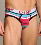 Pop Color Lo No Show Profile Brief w/ Sling