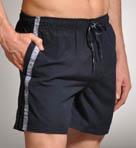 CK Medium Drawstring Swim Short