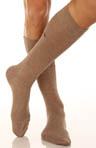 Luxurious Flat Knit Socks