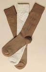 Textured Dress Sock 3 Pack