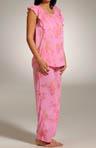 Rosewalk Garden Capri Pajama