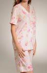 Rosewalk Garden Bermuda Pajama