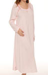 Roseberry Amaryllis Long Sleeve Gown