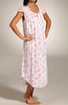 Rosewalk Garden Cap Sleeve Long Gown