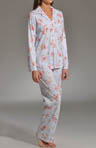 Veiled Rose Bouquet Pajama Set