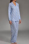 Conversational Love Doves Pajama Set