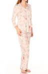 Roseland Garden 3/4 Sleeve Pajama