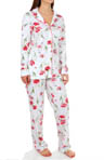 Tossed Carnations Pajama