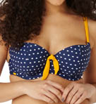 Leena Balconnet Bikini Swim Top