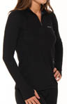 Baselayer Midweight Long Sleeve 1/2 Zip Top