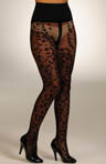 Leopard Spot Premier Sheer Tights