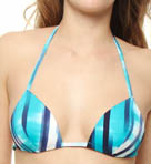 Loire Push Up Triangle Swim Top