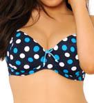 Pebble Contour Bikini Swim Top