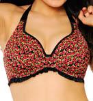 Flirt Halter Bikini Swim Top