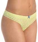Thrill Seekers Table Thong