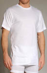 Cotton Crew T-Shirt - 4 Pack