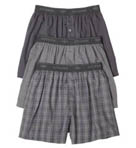 Woven Boxers - 3 Pack