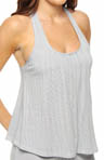 Cottage Stripes Racerback Tank