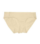 Organic Cotton Hi-Cut Brief Panty - 2 Pack