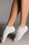 Organic Cotton Striped Ankle Socks - 3 Pack