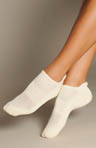 Organic Cotton Ankle Socks w/Arch Support