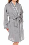 Delightful Day Short Wrap Robe