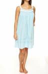 Ocean Mist Sleeveless Nightgown