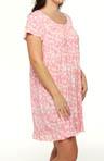 Plus Size Radiant Spirit Short Nightgown