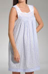 Misty Morning Short Nightgown