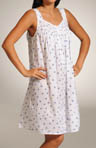 Seashell Treasure Sleeveless Lawn Gown