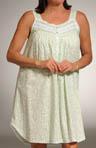 Angelic Flower Sleeveless Gown