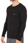 Cotton Modal Long Sleeve T-Shirt
