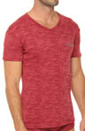 Burnout V-Neck T-Shirt