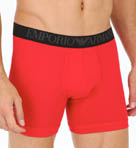 Colored Stretch Cotton Boxer Briefs