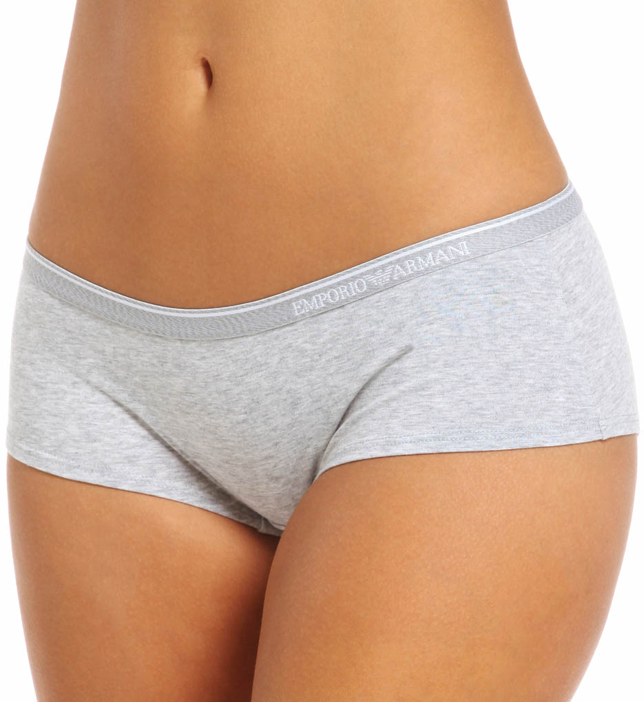 Hanes Women's Sporty Cotton Boyshort Panties help you to stay comfortable as you go about your day. They are designed to provide full coverage. They fit like boy basketball shorts rather than underwear. They also kept riding up my rear and it just got worse as the day went on. Try something else, these are not good panties/5().