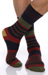 Stripe A Sock Single Pair