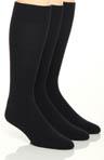 Classics True Rib Cushioned Sole Socks - 3 Pack